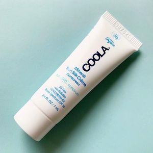5/$25!🌟 COOLA Mineral Sun Silk Crème Sunscreen